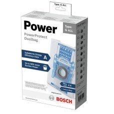 Bosch Сменный мешок-пылесборник (4шт.+ микрофильтр)