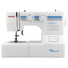 Бытовая швейная машина JANOME My Style 102
