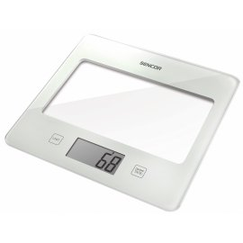Весы кухонные Sencor SKS 5020WH