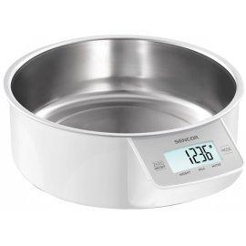 Весы кухонные Sencor SKS 4030 WH