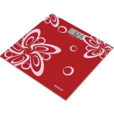 Напольные весы Sencor SBS 2507 Red