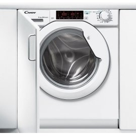 Встраиваемая стиральная машина Candy CBWDS8514TH-S