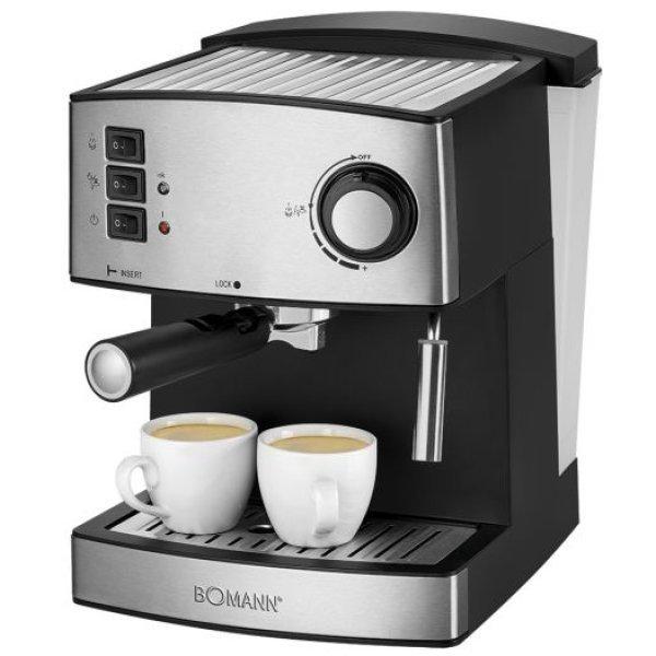 Выбор качественной кофеварки эспрессо