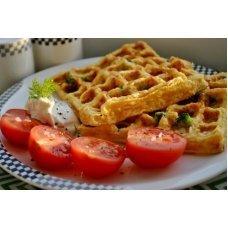 Завтрак в вафельнице: расширяем ассортимент блюд