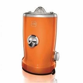 Соковыжималка многофункциональная Novis Vita Juicer, оранжевая