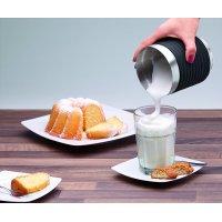 Часть 5: Какое молоко подходит для приготовления капучино и как его взбить самостоятельно капучинатором