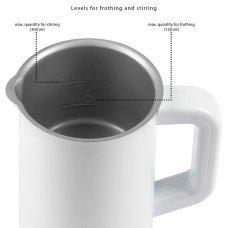 Часть 2: Принцип работы капучинатора. Как выбрать вспениватель молока