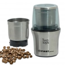 Кофемолка+чоппер First FA 5486