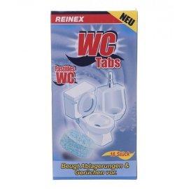 Таблетки для чистки унитазов Reinex WC Reiniger Tabs 16шт (4068400011220)