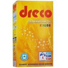 Стиральный порошок для стирки цветного белья Dreco 600г (4000317200236)