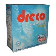 Стиральный порошок для стирки универсальный Dreco 3 кг 20 стирок (4000317160004)