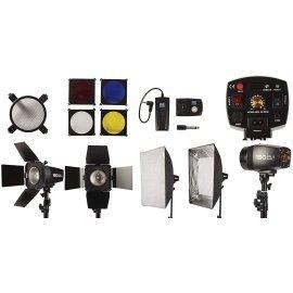 Набор импульсного света FST PHOTO EG-180KA IP33