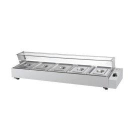 Аппарат для подогрева готовых блюд (мармит) GoodFood BM5G