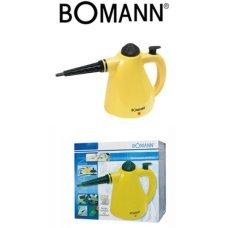 Пароочиститель Bomann DR 977 CB. Видеом
