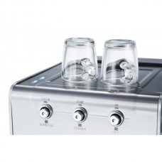 Кофеварка эспрессо автомат Profi Cook 1008. Видео