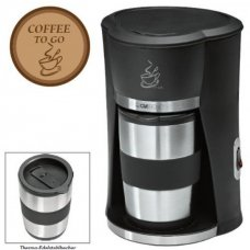 Кофеварка Clatronic KA 3450. Видео
