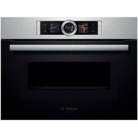 Духовой шкаф Bosch CMG 636BS1 Silver