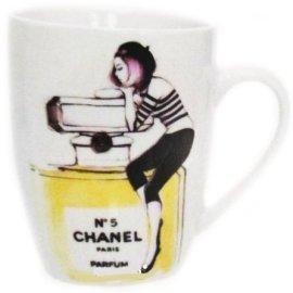 """Чашка Keramia """"Шанель"""" 21-279-022"""