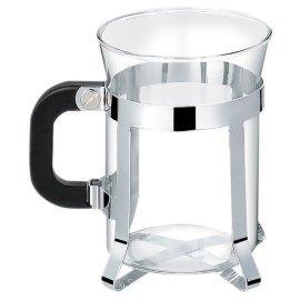 Чашка с подстаканником Krauff 26-177-008/200