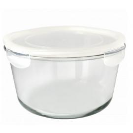 Емкость стеклянная круглая Krauff 32-72-001