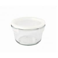 Емкость стеклянная круглая Krauff 32-72-003
