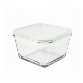 Емкость стеклянная квадратная Krauff 32-72-004