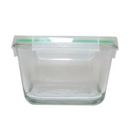 Емкость стеклянная квадратная Krauff 32-72-005