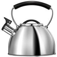 Чайник со свистком MPM MCN-11/P