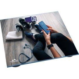 Весы напольные Monte MT-6011-2 фитнес