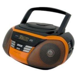 Бумбокс Mystery BM-6103 orange
