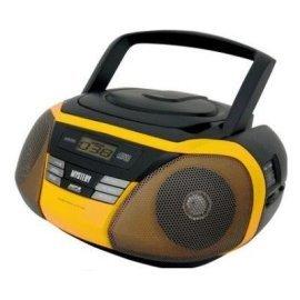 Бумбокс Mystery BM-6103 Yellow