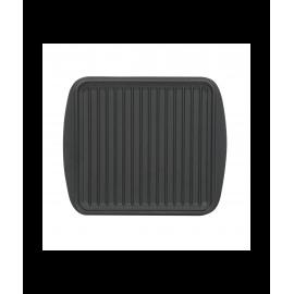 Чугунная сковорода гриль Perfelli 5681 25х26 см.