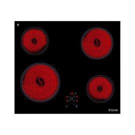 Поверхность стеклокерамическая Perfelli HVC 6110 BL