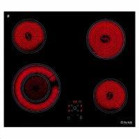 Поверхность стеклокерамическая Perfelli HVC 6210 BL