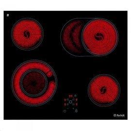 Поверхность стеклокерамическая Perfelli HVC 6310 BL