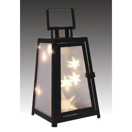 Фонарь декоративный Luca Lighting, металлический черный