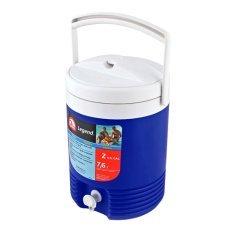 Изотермический контейнер Igloo (США) Sport 2 Gallon синий, 7.6 л