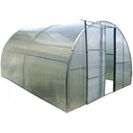 Каркасная теплица Greenhouse под поликарбонат каркасная 4 м