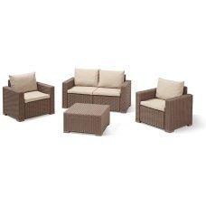 Комплект садовой мебели Allibert (Голландія) California 2 Set