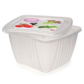 Контейнеры для продуктов Snips (Италия) 3 шт. 1.0 л