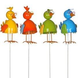 Декор для сада Greenware (Голландия) Цыпленок в ассорт.