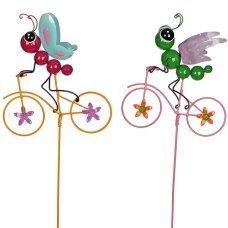 Набор декора для сада Greenware (Голландия) Бабочка и Стрекоза