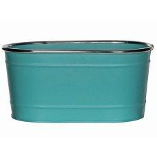 Горшок для цветов Greenware (Голландия) бирюза, 11 см