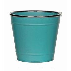 Горшок для цветов Greenware (Голландия) бирюза, 13 см