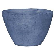 Горшок для цветов глина Mica Decorations (Голландия) голубой