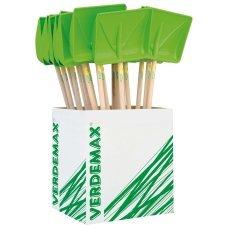 Лопата для снега с ручкой Verdemax (Италия)