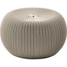 Кресло-пуф Keter (Израиль) Knit Seat (Cozies)
