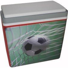 """Контейнер изотермический пластиковый Ezetil (Германия) SF 25, принт """"футбольный мяч"""""""