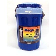Изотермический контейнер Mega (США) 4.8 л синий