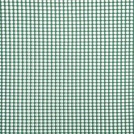 Сетка для растений 0.5x5 м квадратная рулон Verdemax (Италия) 5 мм отверстия, цвет-зеленый